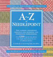 A-Z of Needlepoint