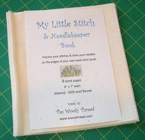 My Little Stitch Book